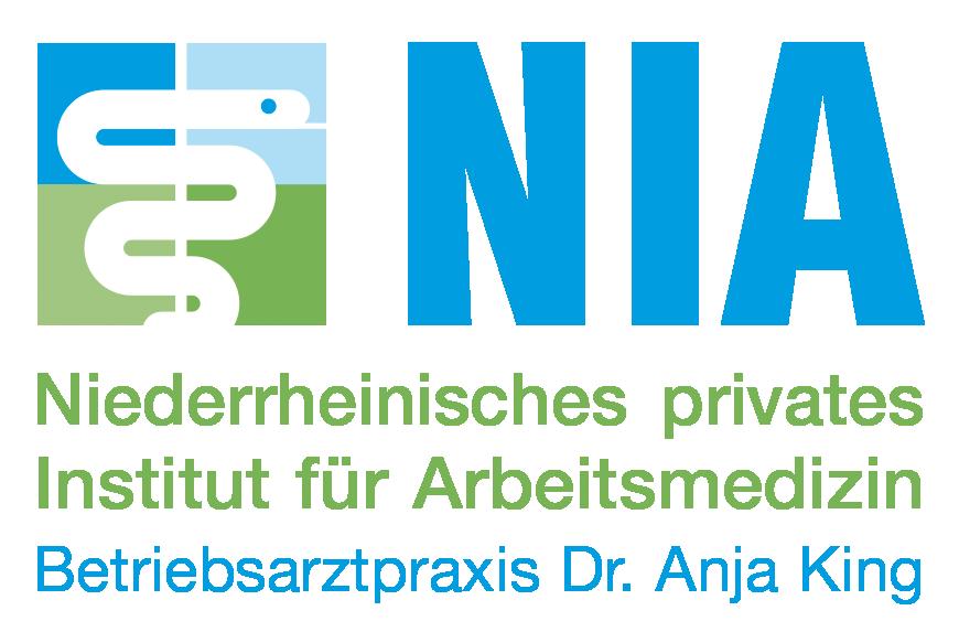 NIA - Niederrheinisches privates Institut für Arbeitsmedizin | Betriebsarztpraxis Dr. Anja King